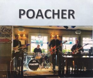 poacher band at the compasses